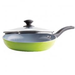 Сковорода с крышкой, 24 см
