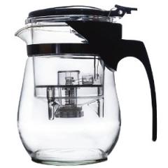 Заварочный стеклянный чайник 500 мл