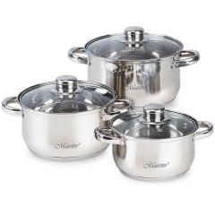 Набор посуды, 6 предметов