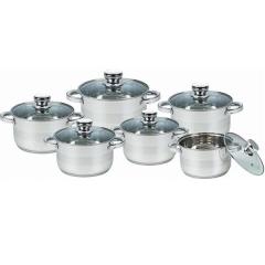 Набор посуды Maestro, 12 предметов