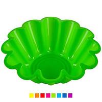 Форма силиконовая 25 см, кекс большой