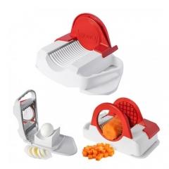 Мультислайсер для яиц, сыра, овощей и фруктов BRANQ