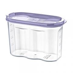 Емкость для хранения сыпучих 1,2 л Irak Plastik
