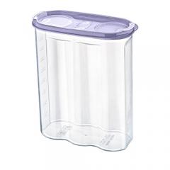 Емкость для хранения сыпучих 2,4 л Irak Plastik
