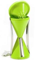 Спиральная овощерезка Fissman для декорирования блюд