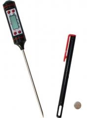 Электронный термометр со щупом, Hauser