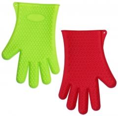 Перчатки кухонные силиконовые, 1 шт.