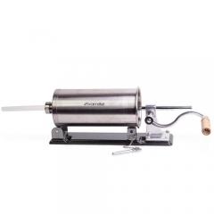 Шприц ковбасний Kamille горизонтальний на 3 кг (КМ 6502)