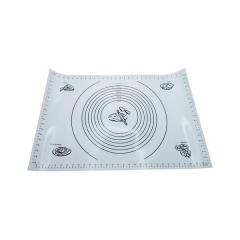 Силиконовый коврик 42 х 61 см с термоволокном