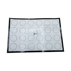 Силиконовый коврик 42,5 х 28 см с термоволокном