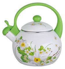 Чайник эмалированный 2.5 л
