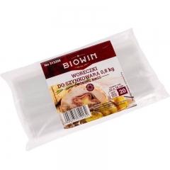 Пакети для шинковарів BIOWIN на 0,8 кг (313208)