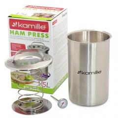Ветчинница Kamille на 1.5 кг + термометр