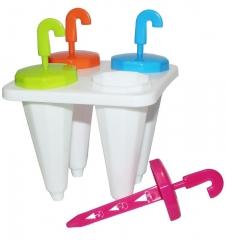 Набор форм  для мороженого и замороженного сока 4 порции