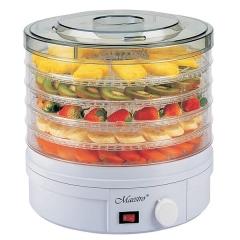 Электрическая сушилка для фруктов и овощей на 5 лотков, Maestro