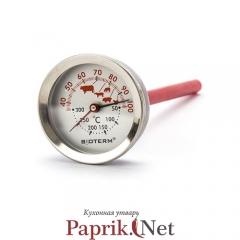 Термометр 2 в 1 для мяса и духовки, до 300°С