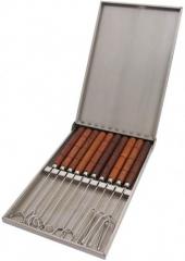 Набор стек - инструментов для работы с шоколадом
