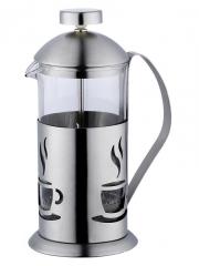 Френч-пресс Coffee&Tea, 600 мл